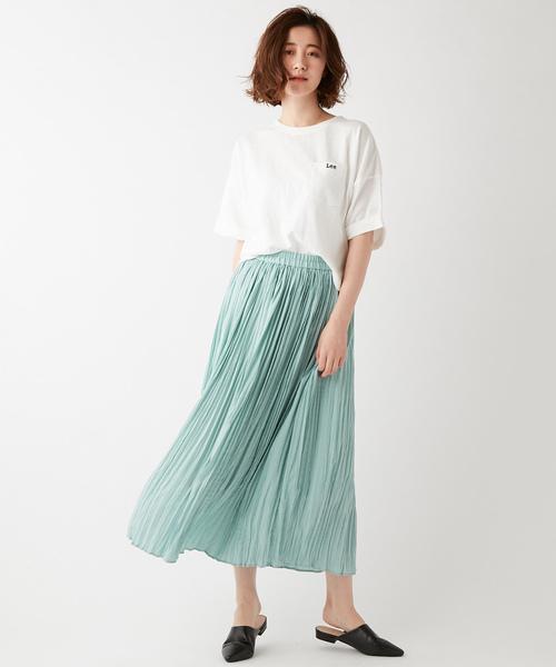 [Discoat] 【Lee】コラボTEEシャツ