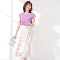 初夏に注目の「スカートコーデ」15選★さわやかで涼しげな夏スタイル!