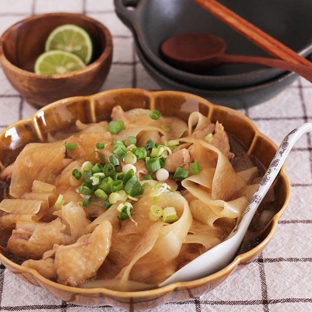 大根の簡単レシピ 煮物12