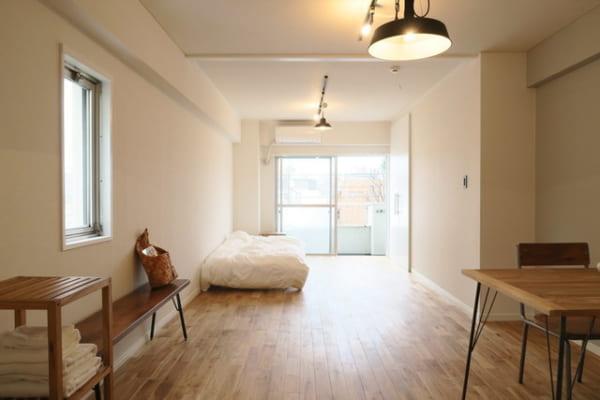 〜11畳のレイアウトは空間を利用して
