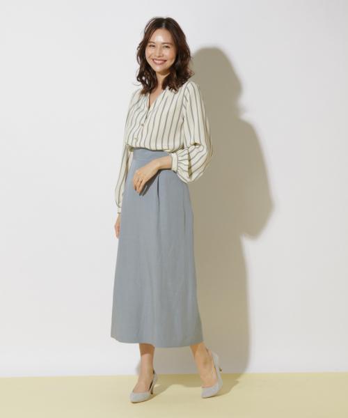 [BABYLONE] LVI 2WAYセミタイトスカート