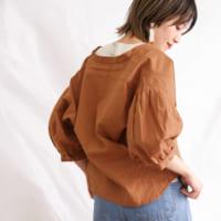 今ドキデザインでコーデの旬度アップ♪「ボリューム袖トップス」コーデ15選!