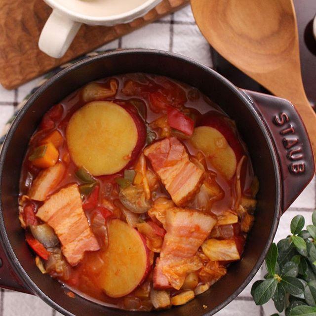 アンチエイジング トマト 料理4