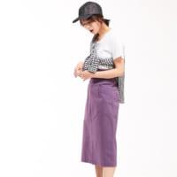 黒キャップの大人女子コーデ50選!きれいめカジュアルを演出するレディーススタイル