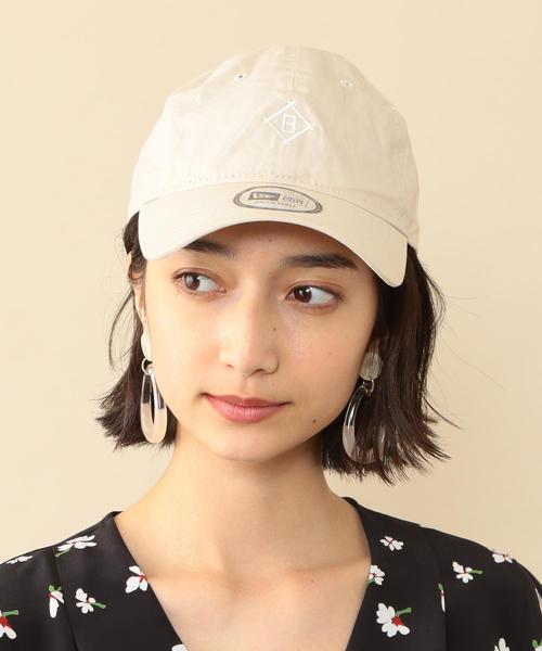 帽子 かぶり方