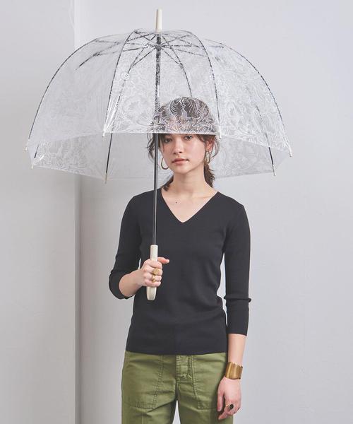 [UNITED ARROWS] <FULTON(フルトン)>CLEAR POPPY 傘