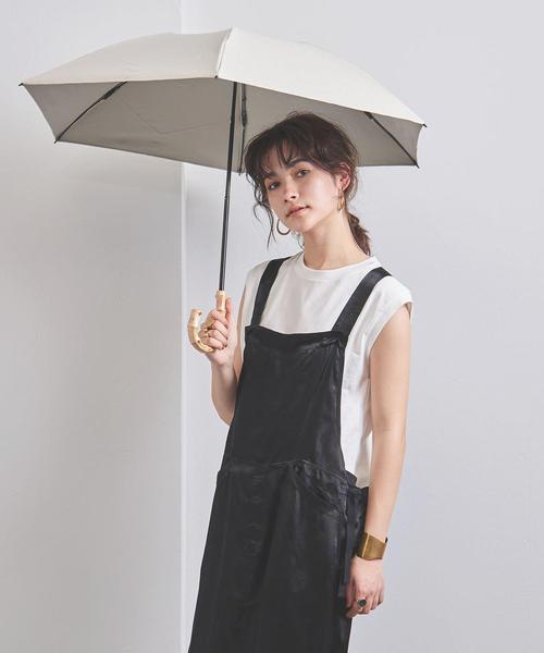 [UNITED ARROWS] UBSC MUJI 折りたたみ 晴雨兼用傘