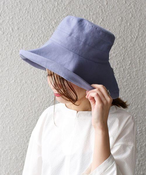 [SHIPS for women] liflattie ships:バケットハット