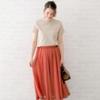 さらっと着られてかわいい♡暑い夏にもおすすめの「ふんわりスカート」15選!