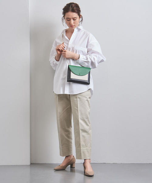 [UNITED ARROWS] <OAD NEW YORK(オーエーディーニューヨーク)>CARRYALL BLOCK L/ZIP バッグ