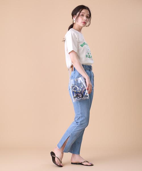 [FREAK'S STORE] MIXTA × FREAK'S STORE/ミクスタ 別注 ベーシックプリントTシャツ