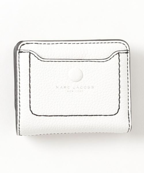 [MARC JACOBS] EMPIRE CITY/エンパイアシティ ミニコンパクト ウォレット ミニ財布