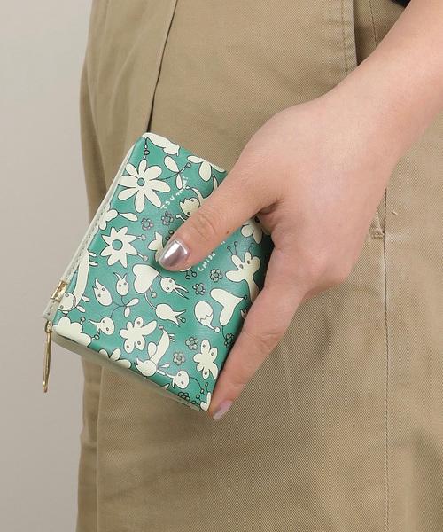 [tsumori chisato CARRY] フェアリー 折財布