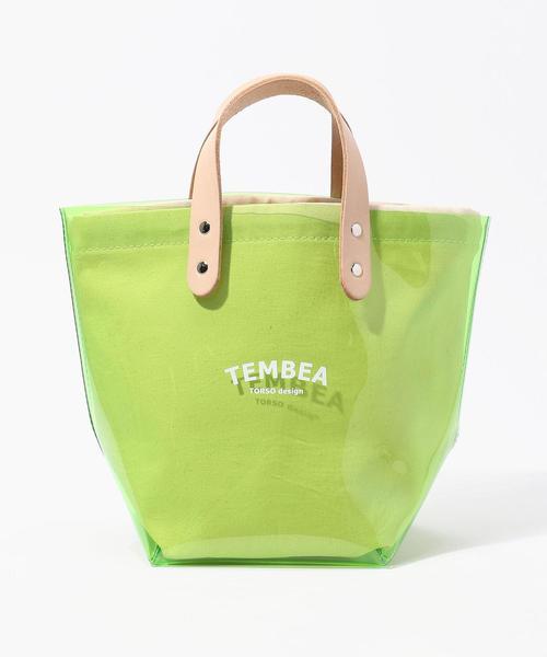 [TOMORROWLAND] TEMBEA PVCトートバッグ