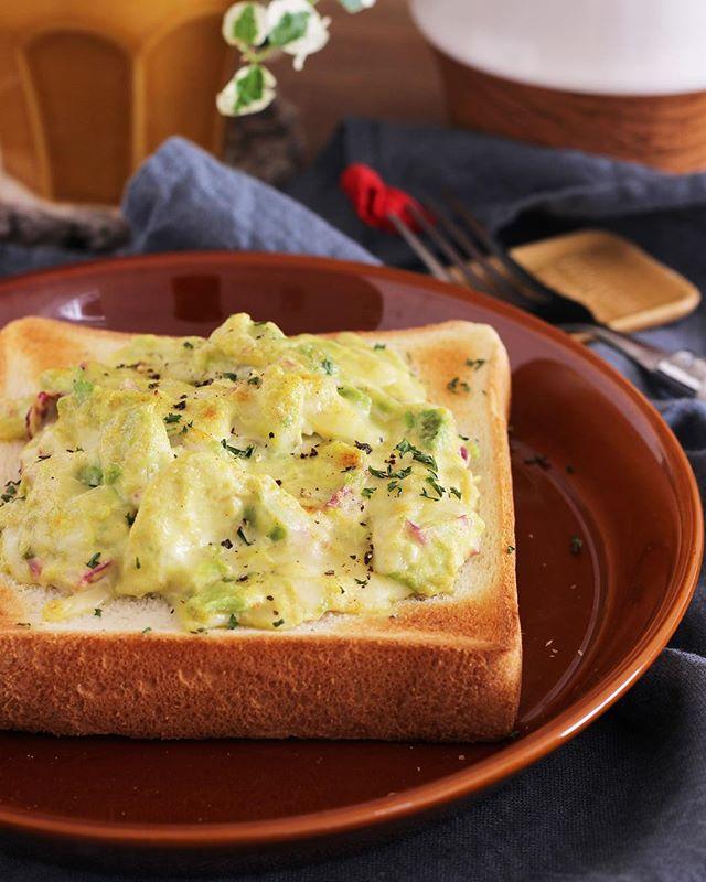 朝食におすすめのパンのアレンジレシピ12