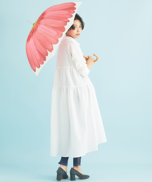 [TOKYO DEPARTMENT STORE] 【晴雨兼用】リディックアンブレラ/18655