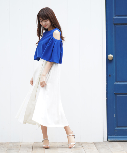 [rps] ラップ風スカート