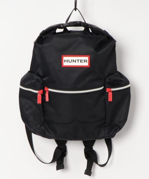 [UNCUT BOUND The Standard] HUNTER (ハンター)HUNTER ORIGINAL MINI BACKPACK NYLON ミニバックパック