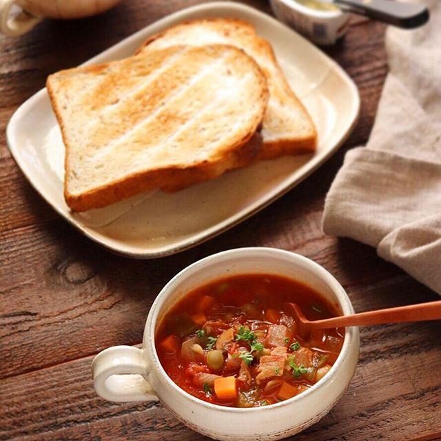 夏 洋風スープ2