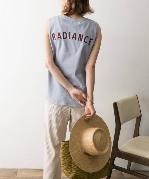 [URBAN RESEARCH] BACKロゴプリントTシャツ2