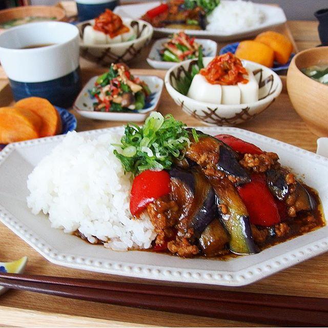 夏に食べたいなすの中華風レシピ5