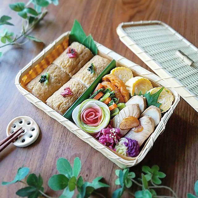 ダイエット中 お弁当 魚介系 おかず6