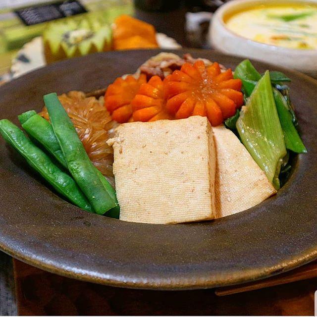 肉豆腐スープ