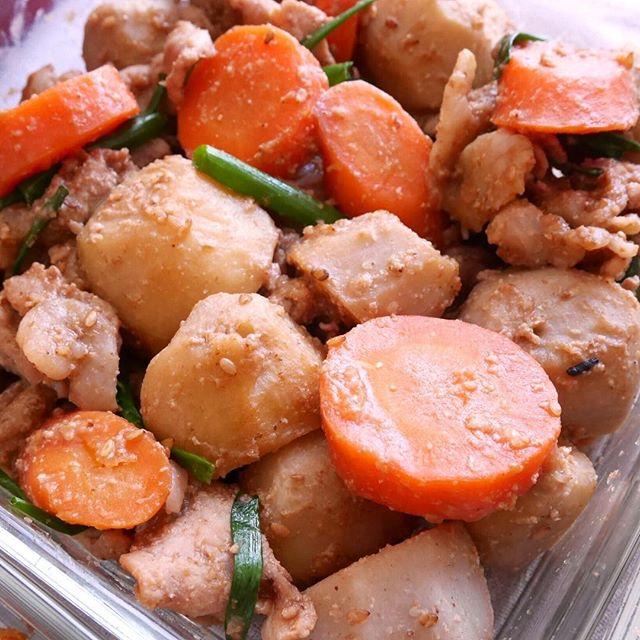 作り置きにおすすめの野菜の煮物3
