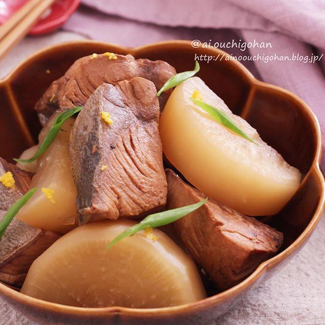 大根の簡単レシピ 煮物5