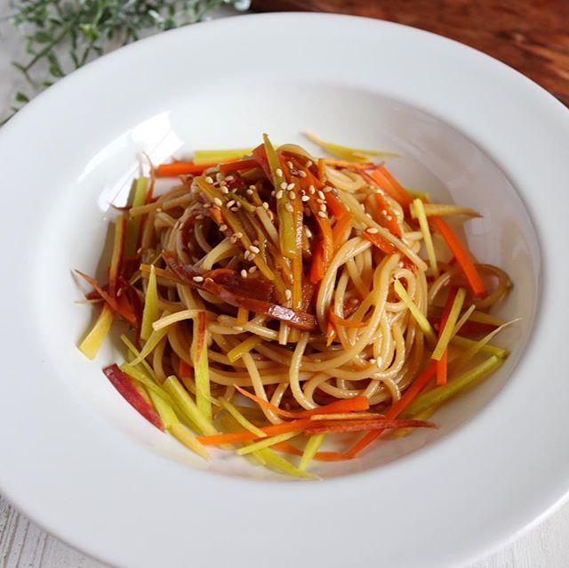 野菜 和風 パスタ8