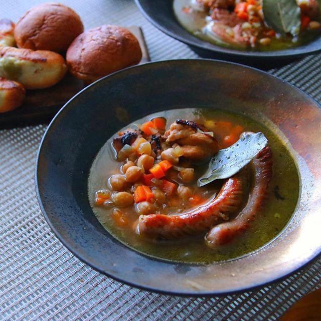 朝食のパンと相性の良いスープ7