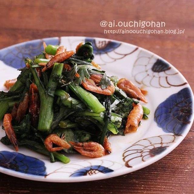 えびの人気レシピ【副菜】6