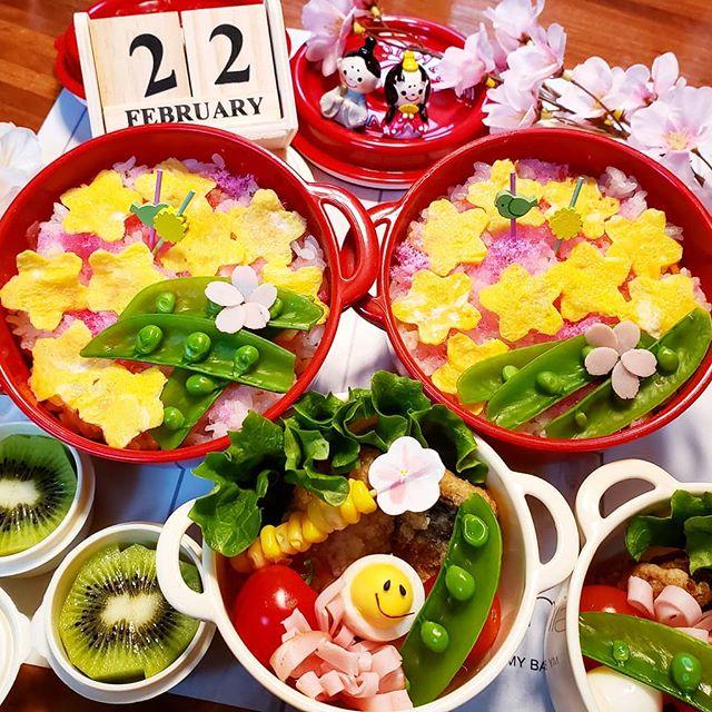ひな祭り パーティー レシピ2
