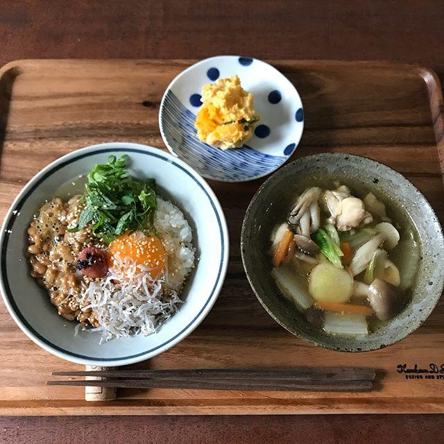 夏 和風スープ6