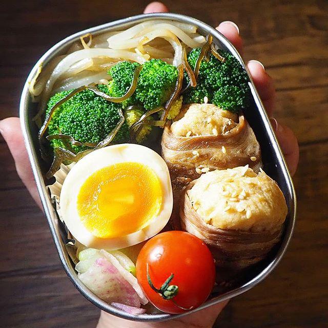 ダイエット中 お弁当 肉系 おかず15