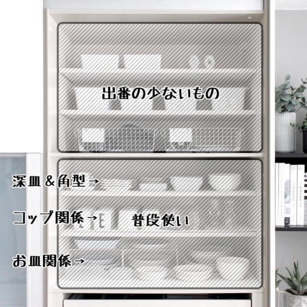 食器棚収納13