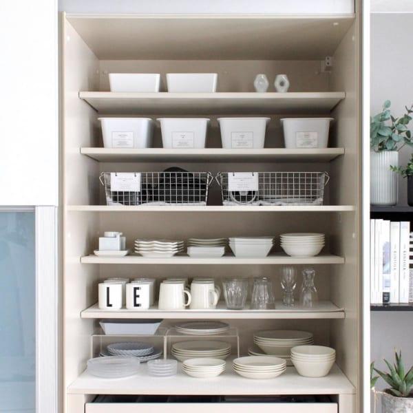 食器棚収納12