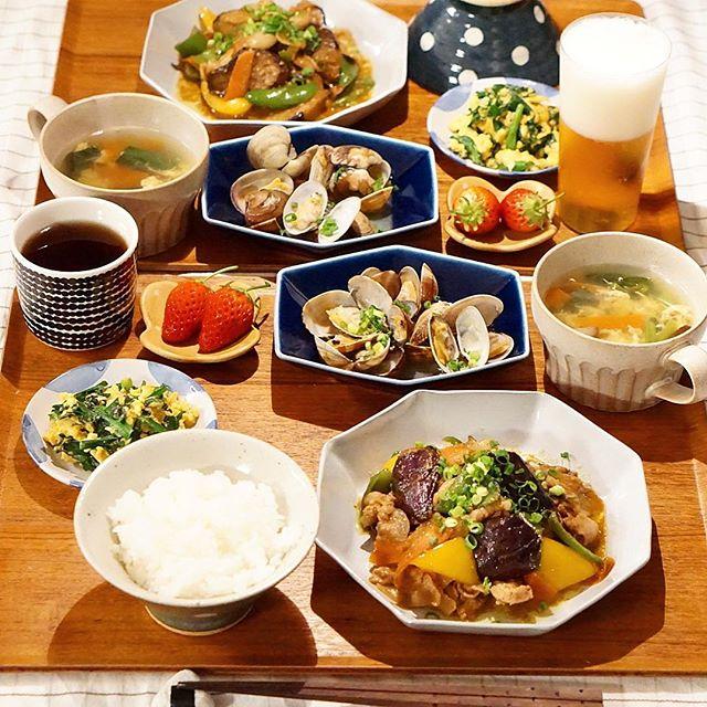 夏に食べたいなすの和風レシピ15