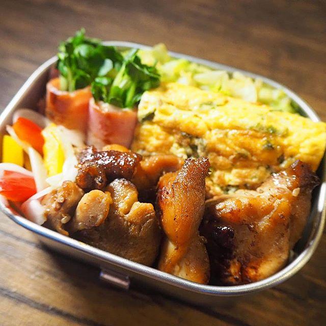 ダイエット中 お弁当 肉系 おかず10