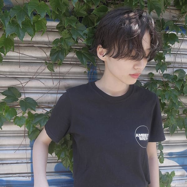 40代におすすめのショートヘア×パーマ3