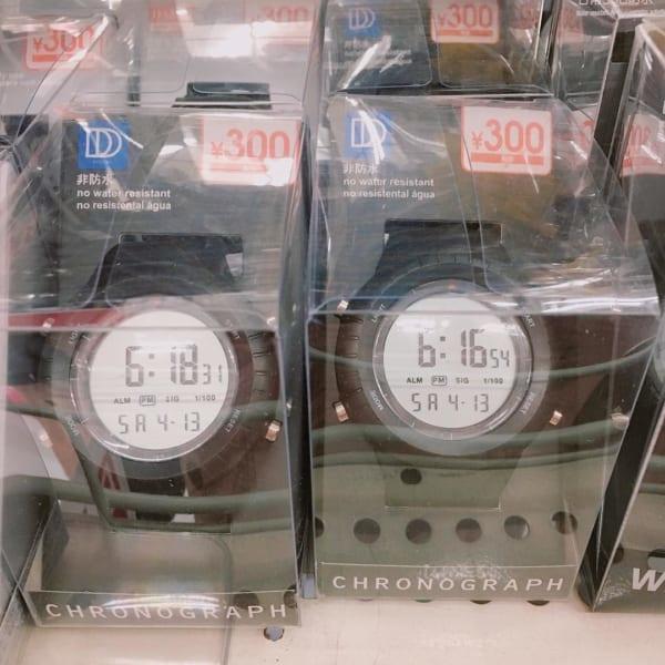 ダイソー 腕時計7
