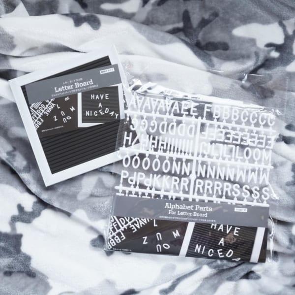 コンパクトサイズのレターボード キャンドゥ2