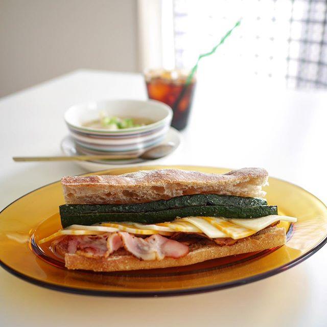 おしゃれ サンドイッチ 肉