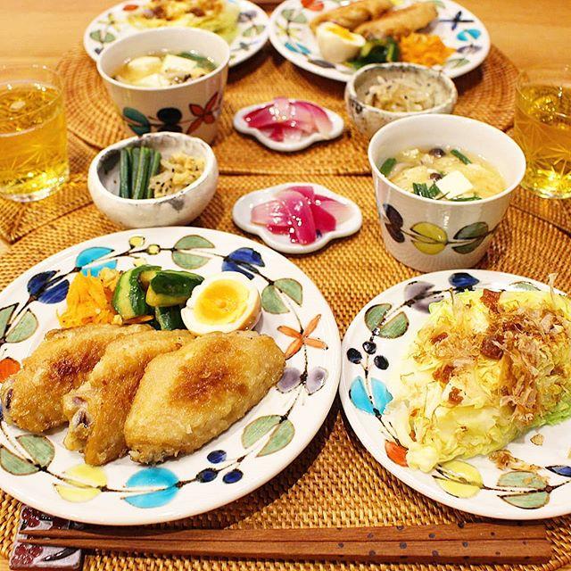 キャベツ 簡単レシピ 和食4