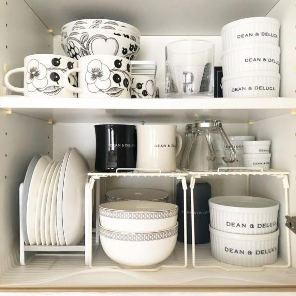 食器棚収納7