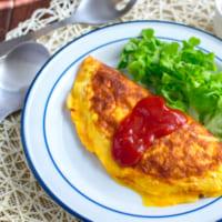 【連載】簡単朝ごはん!玉ねぎとチーズの半熟フワトロオムレツを作る方法