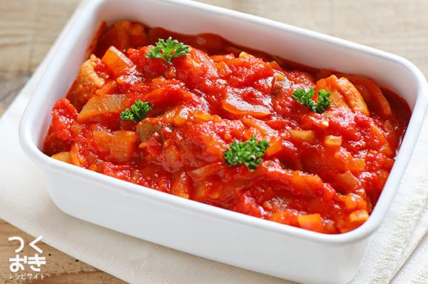 旨味たっぷりトマト煮込み