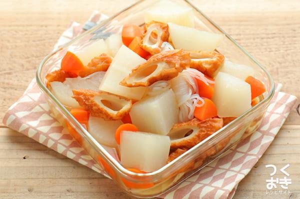大根の簡単レシピ 煮物2