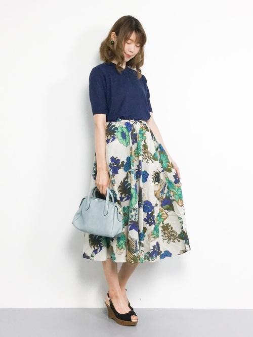 [merlot] 麻混ポロシャツ140821