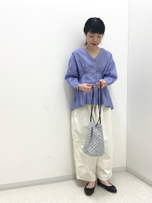 24[CIAOPANIC] 【SAKULA/サクラ】BALL PANTS/ボールパンツ/バルーンパンツ